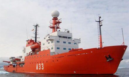 La pandemia obliga a cancelar el viaje del Hespérides a la Antártida
