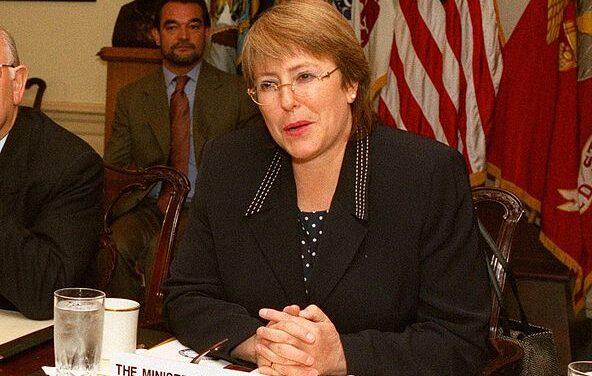 Bachelet llama a Trump a rechazar las falsedades y apoya la investigación de lo ocurrido en Washington