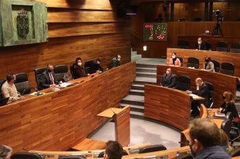 La Junta General aprueba el Proyecto de Ley del Principado de Asturias de Presupuestos Generales para 2021