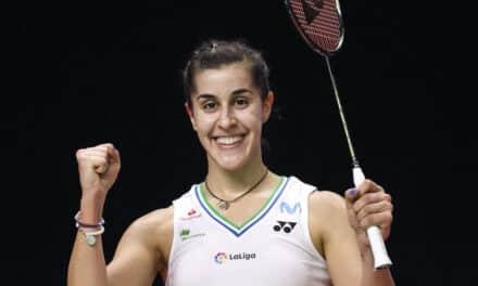 Carolina Marín lanzado a por el Oro Olímpico en Tokio 2020. La onubense barre en la final de Yoex Open Thailandia a la número 1, Tai Tzu Ying.