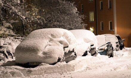 Guía práctica para mejorar la situación de los edificios y las viviendas tras la nevada en Madrid
