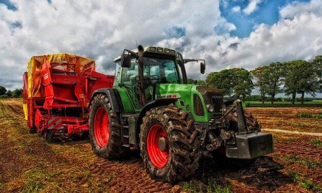 Máquinas de última generación con luz ultravioleta una ayuda eficaz para la agricultura ecológica
